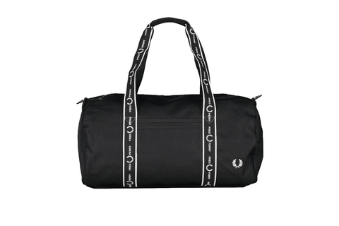 MONOCHROME BARREL BAG-L7227 BAGS FRED PERRY