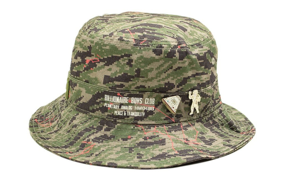BB MOONROCK BUCKET HAT - 891-6801