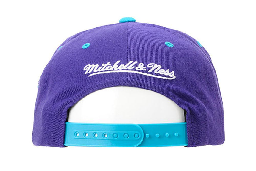 NBA ARCH GRADIENT SNAPBACK HORNETS HATS MITCHELL & NESS