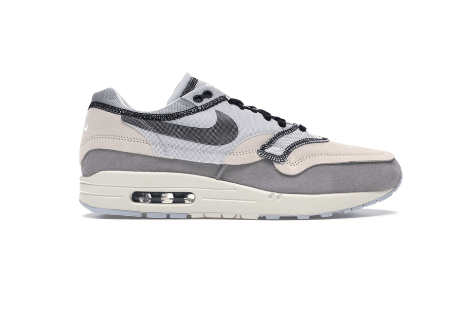"NIKE AIR MAX 1 PREMIUM SE 'INSIDE OUT"" - 858876-013 MENS FOOTWEAR NIKE"
