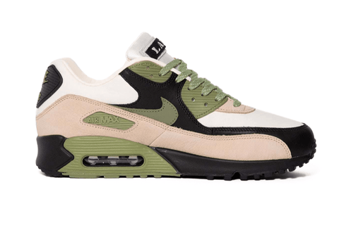 NIKE AIR MAX 90 NRG 'LAHAR ESCAPE' - CI5646-200 MENS FOOTWEAR NIKE