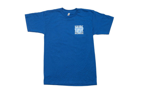 NRML LOVE MISSION TEE MENS SOFTGOODS NRML