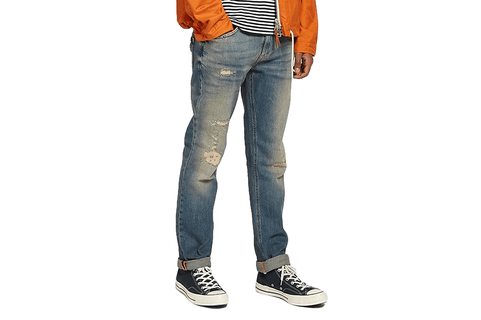 THIN FINN - 113208 MENS SOFTGOODS NUDIE JEANS
