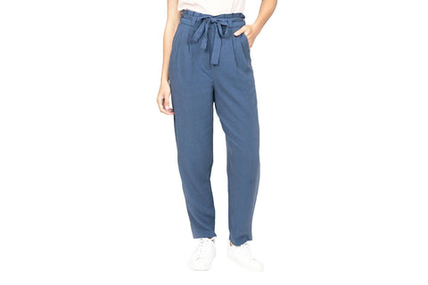 NEVADA TROUSERS BLUE IRIS - 11686 WOMENS SOFTGOODS JUST FEMALE