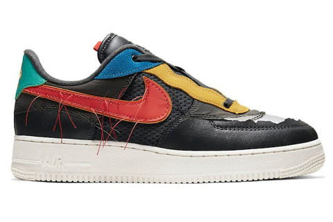 AIR FORCE 1 LOW BHM - CT5534-001 MENS FOOTWEAR NIKE