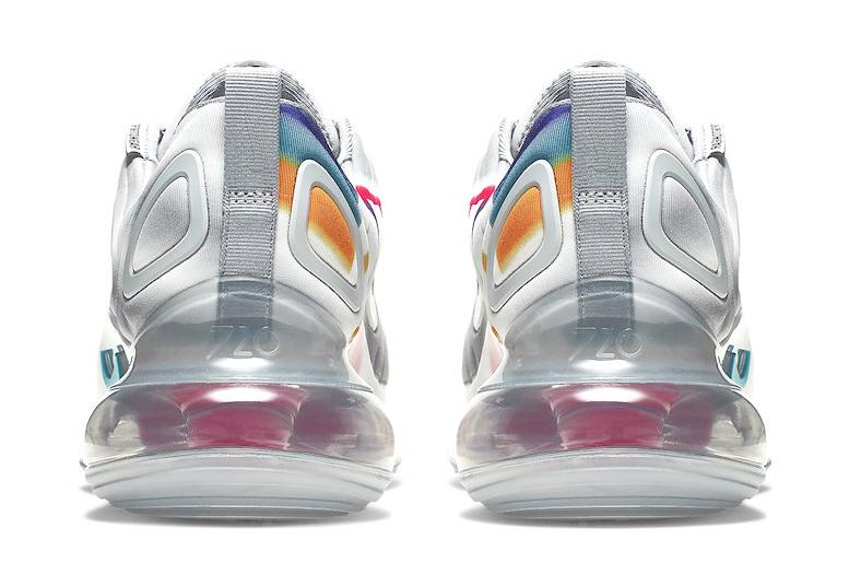 W AIR MAX 720 - AR9293-011 WOMENS FOOTWEAR NIKE