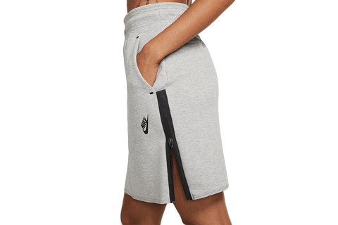 NIKE SPORTSWEAR TECH FLEECE SKIRT - BV3390-063