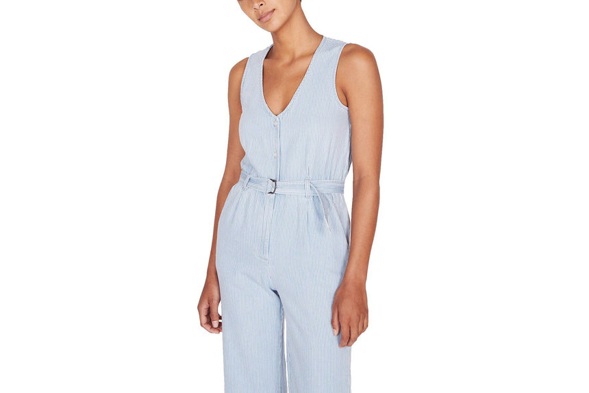 VISTA ROMPER - 242020052 WOMENS SOFTGOODS OBEY