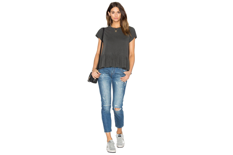 FREEBIRD DENIM WOMENS SOFTGOODS ONE TEASPOON