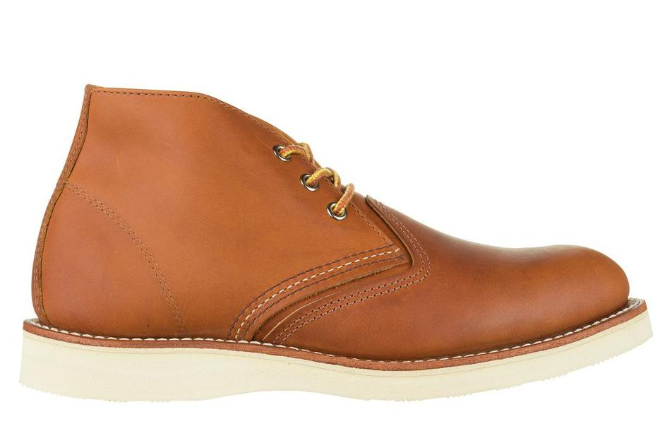 CHUKKA 03140-2 E2 MENS FOOTWEAR RED WING SHOES