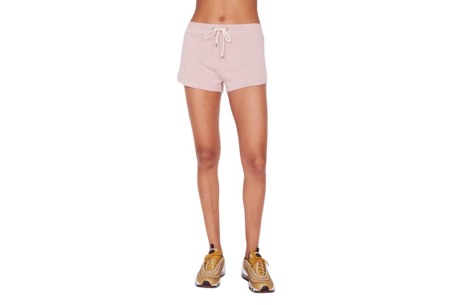 W COMFY CREATURES SHORT - 272120046 WOMENS SOFTGOODS OBEY