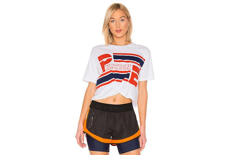 BENCHER TEE - 18PE4T117 WOMENS SOFTGOODS P.E NATION