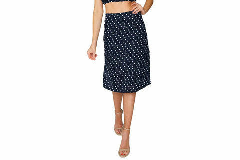 PIP SPOT MIDI PENCIL SKIRT - IB19S1432