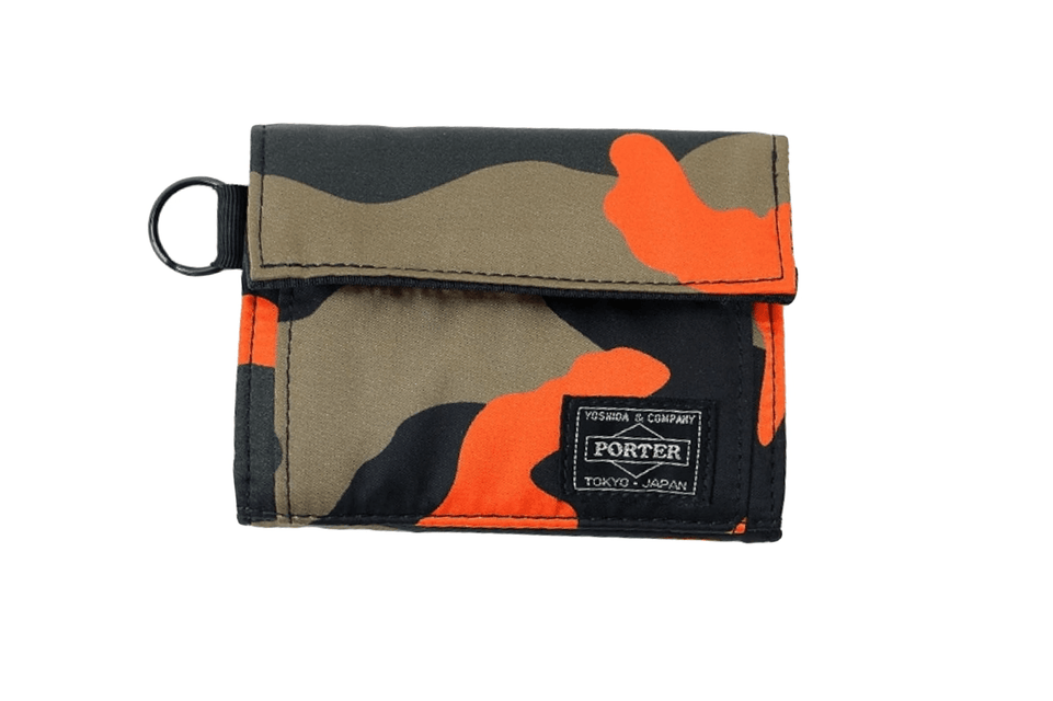 Porter by Yoshida Original PS Camo Wallet