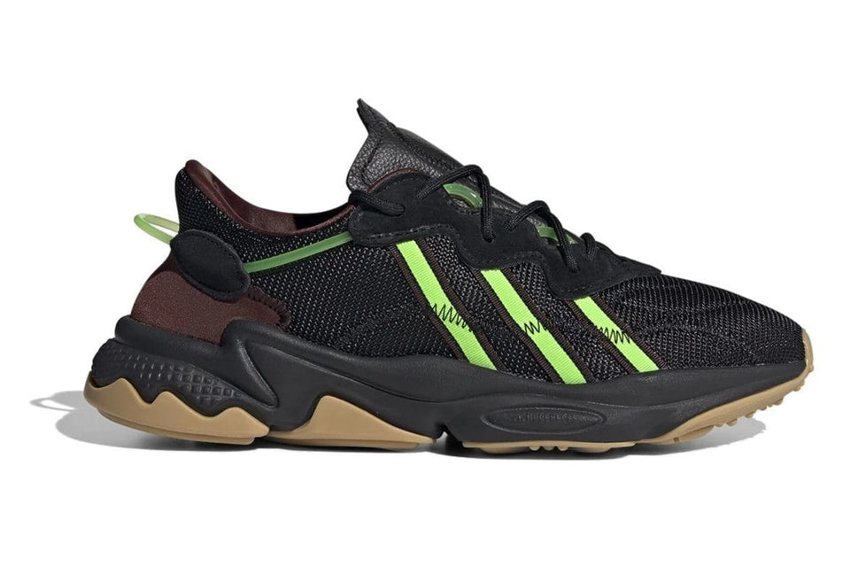 PUSHA T OZWEEGO 'MYSTERY BROWN' - FV2484 MENS FOOTWEAR ADIDAS