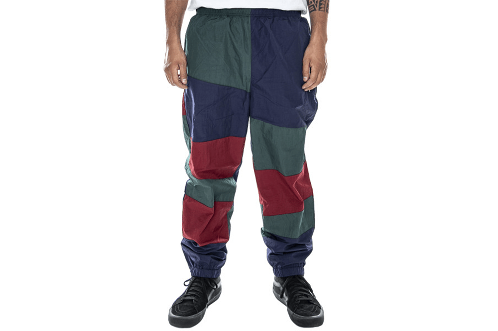 PANEL TRACK PANT - 116392 MENS SOFTGOODS STUSSY