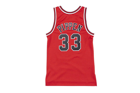 NBA BULLS WOMENS JERSEY SCOTTIE PIPPEN #33 - WJY18120CBU97SP