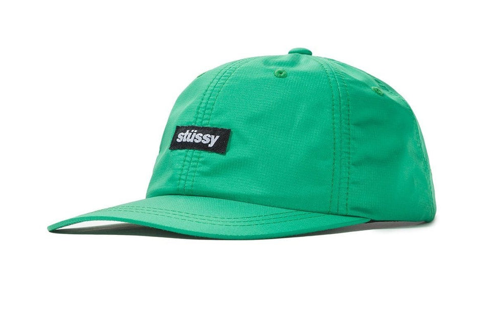 POLY RIPSTOP LOW PRO CAP - 131882 HATS STUSSY