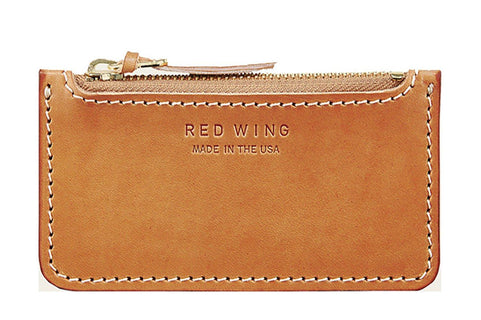 ZIPPER POUCH ACCESSORIES RED WING SHOES