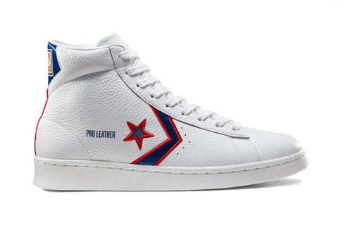 PRO LEATHER MID 'PISTONS' - 167058C MENS FOOTWEAR CONVERSE