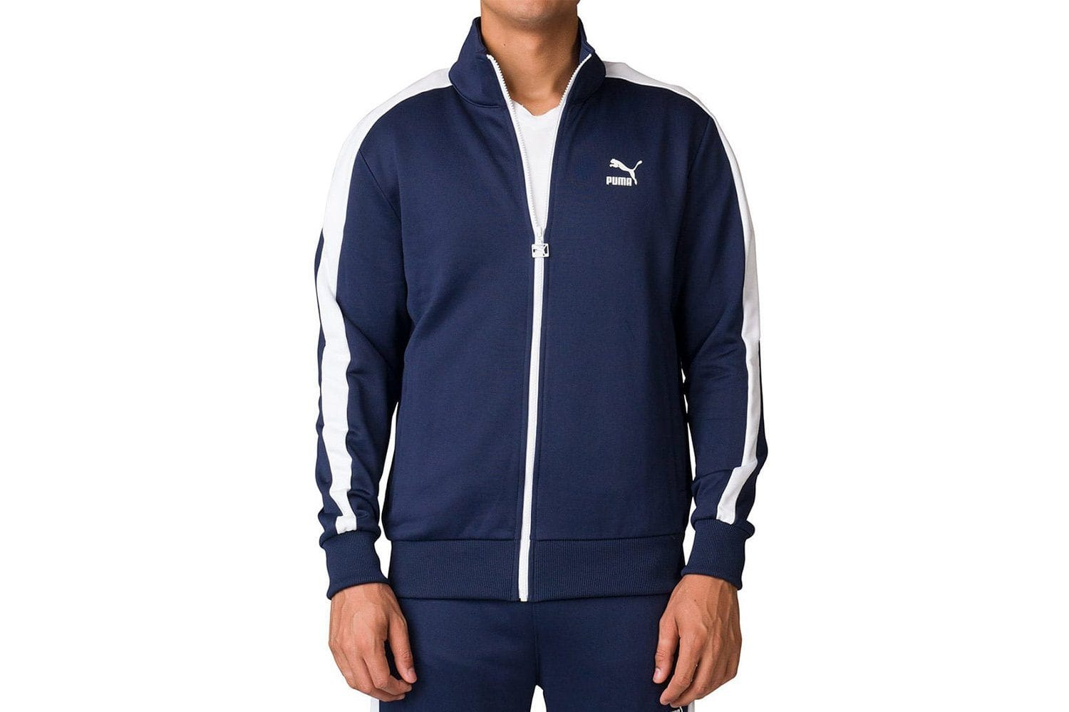 ARCHIVE T7TRACK JACKET -PEACOAT MENS SOFTGOODS PUMA