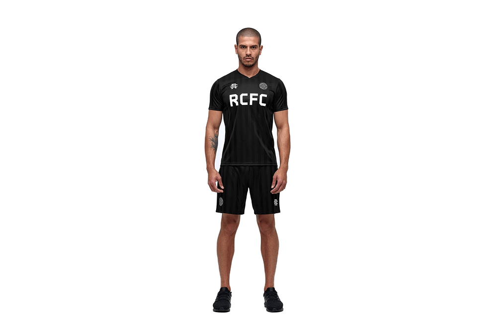 KNIT STRIPED JERSEY RCFC JERSEY - RC-1175 MENS SOFTGOODS REIGNING CHAMP