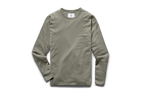 KNIT RINGSPUN JERSEY LS TEE - RC-2087 MENS SOFTGOODS REIGNING CHAMP