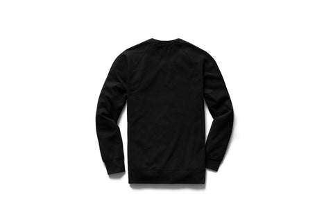 KNIT BRUSHED INTERLOCK CREWNECK - RC-2159
