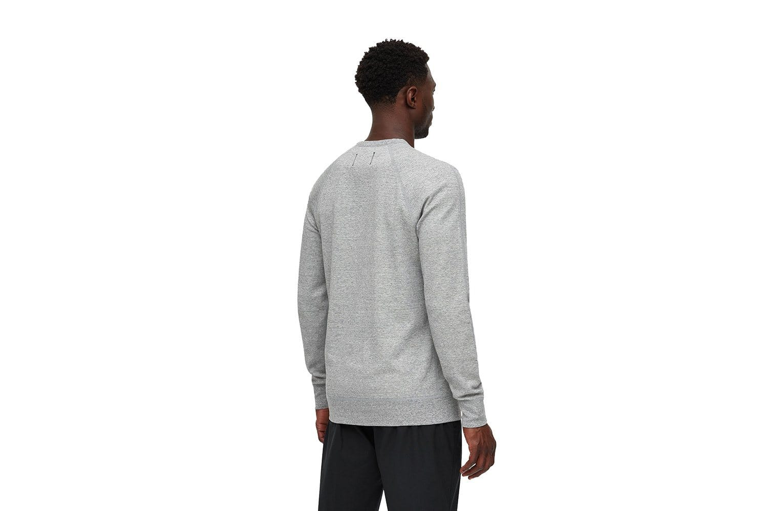 KNIT BRUSHED INTERLOCK CREWNECK - RC-2159 MENS SOFTGOODS REIGNING CHAMP