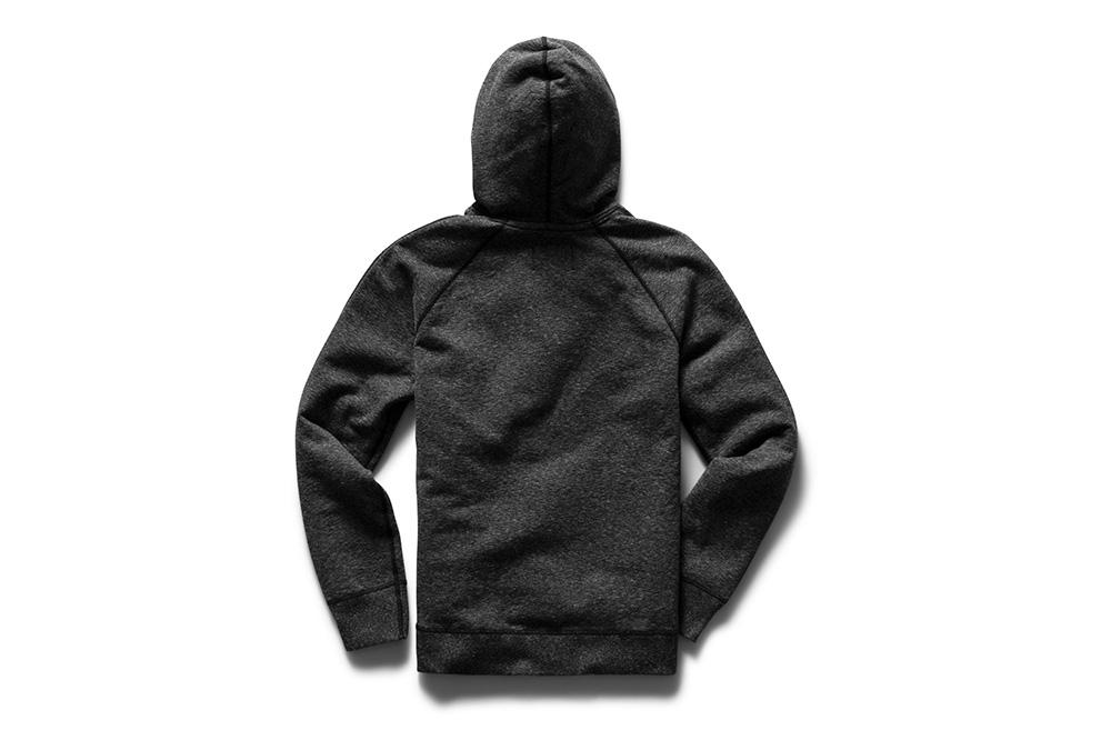 KNIT MID WT TERRY FULL ZIP HOODIE - RC - 3205 MENS SOFTGOODS REIGNING CHAMP