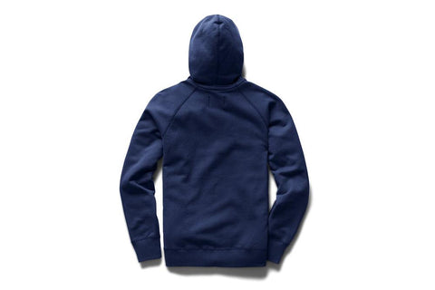KNIT LIGHTWEIGHT TERRY PULLOVER HOODIE - RC-3529