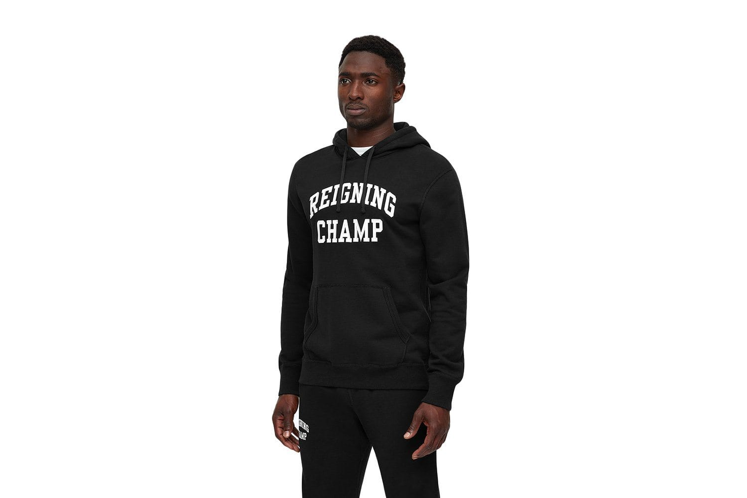 KNIT MID WT TERRY IVY LEAGUE PULLOVER HOODIE - RC-3588 MENS SOFTGOODS REIGNING CHAMP