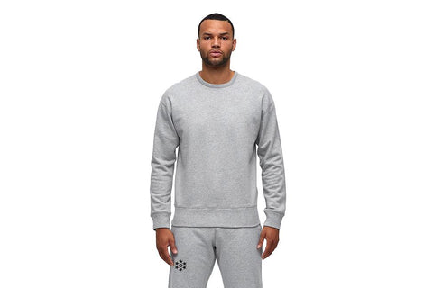 MENS KNIT MID WT TERRY RELAXED CREWNECK - RC-3665 MENS SOFTGOODS REIGNING CHAMP