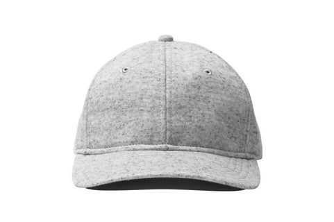 MID WT TERRY 6 PANEL HAT