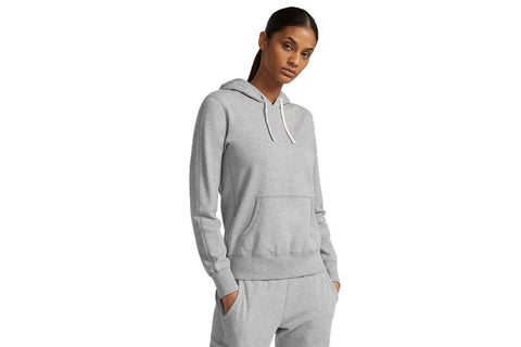 KNIT PIMA TERRY PO HOODIE - RC-W3000 WOMENS SOFTGOODS REIGNING CHAMP