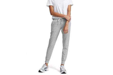 KNIT PIMA TERRY SLIM SWEATPANT - RC-W5000 WOMENS SOFTGOODS REIGNING CHAMP