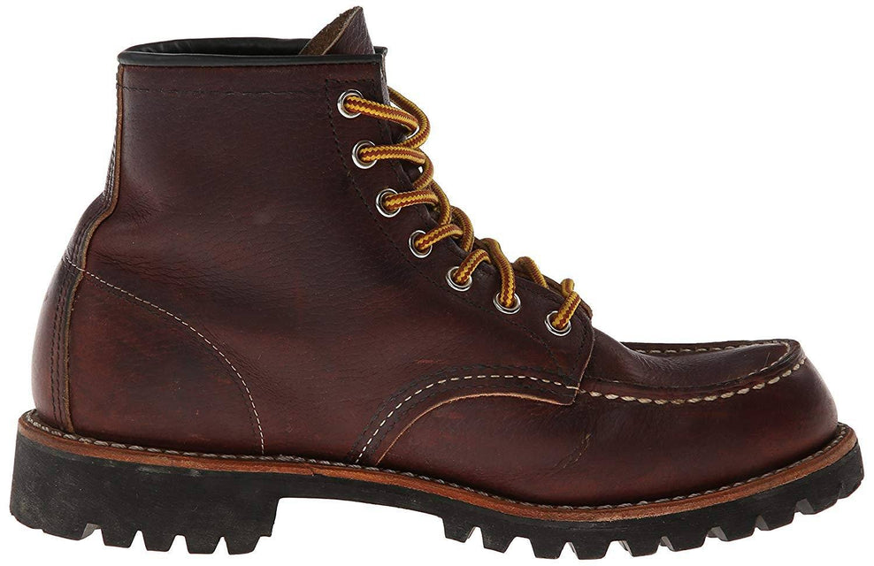 ROUGHNECK BOOT 08146-2 MENS FOOTWEAR RED WING SHOES BROWN 12