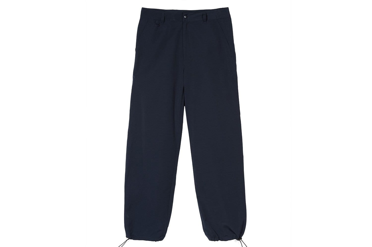 REENA BUNGEE PANT - 216078 WOMENS SOFTGOODS STUSSY NAVY 3