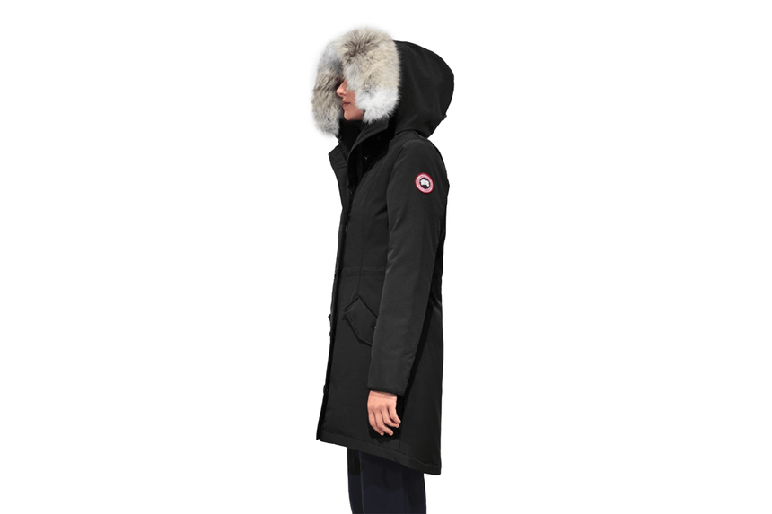 ROSSCLAIR PARKA - 2580L - 61 WOMENS SOFTGOODS CANADA GOOSE