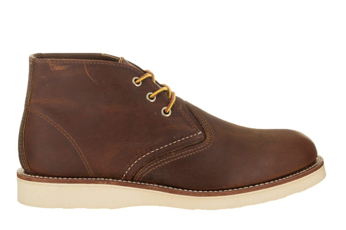 CHUKKA 03137-0 MENS FOOTWEAR RED WING SHOES chUKKA COPPER 8.5