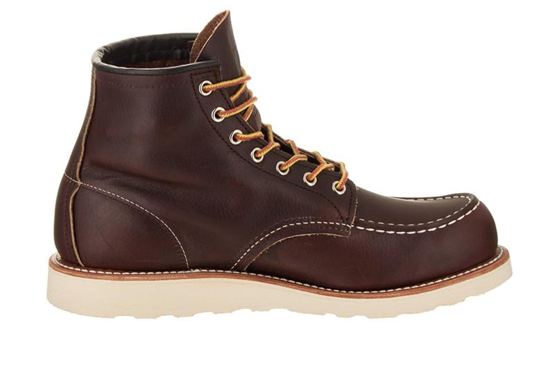 MOC TOE 08138-1 MENS FOOTWEAR RED WING SHOES