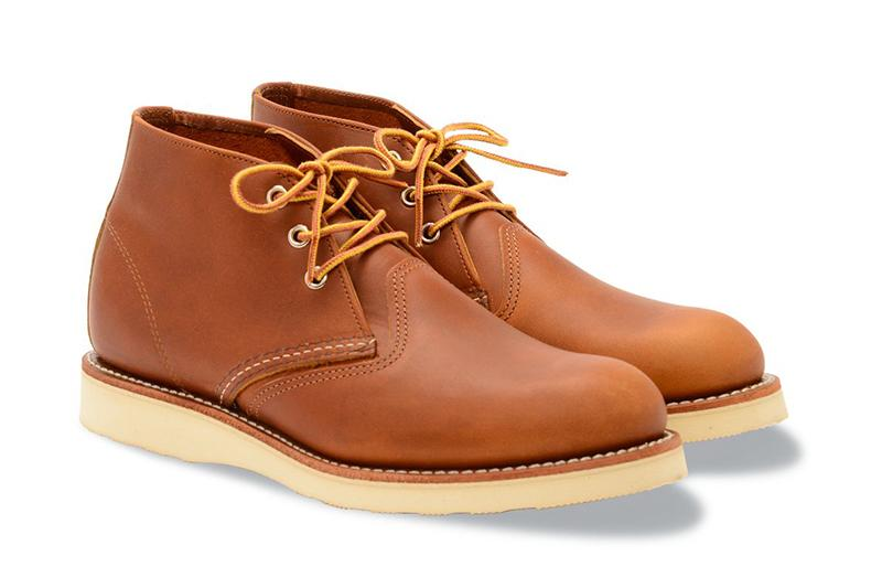 CHUKKA 03140-2 D MENS FOOTWEAR RED WING SHOES