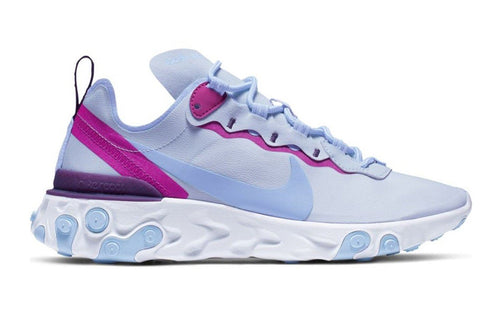 NIKE REACT ELEMENT 55 - BQ2728-008 WOMENS FOOTWEAR NIKE