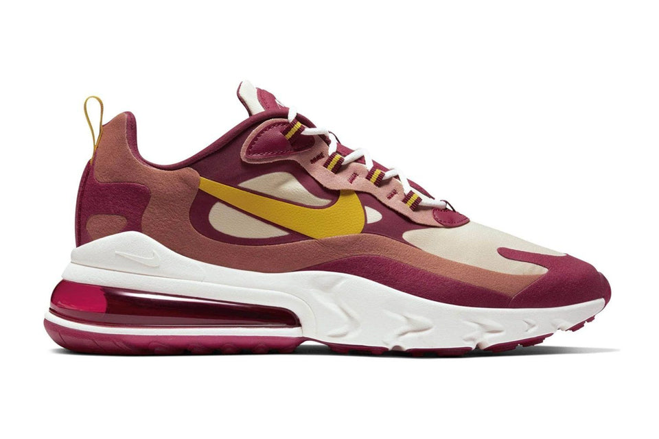 AIR MAX 270 REACT - A04971 601 MENS FOOTWEAR NIKE