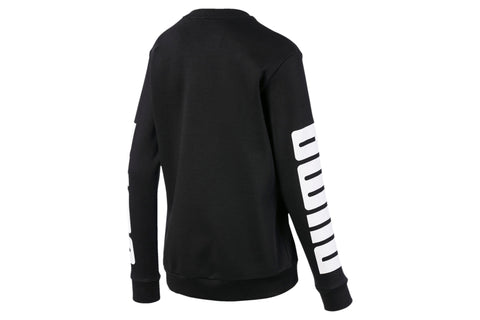 REBEL CREW SWEAT FL - 580511-01