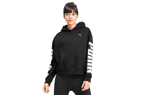 REBEL HOODY FL - 580506-01 WOMENS SOFTGOODS PUMA