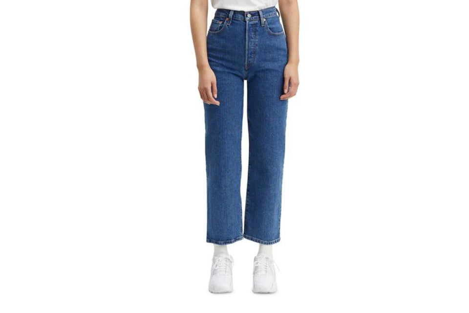RIBCAGE STRAIGHT WOMENS SOFTGOODS LEVIS