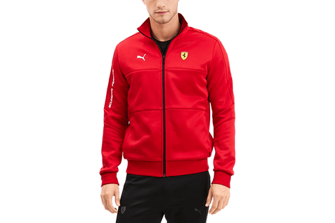 SF T7 TRACK JACKET - 596141-01 MENS SOFTGOODS PUMA