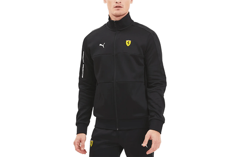 SF T7 TRACK JACKET - 596141-02 MENS SOFTGOODS PUMA