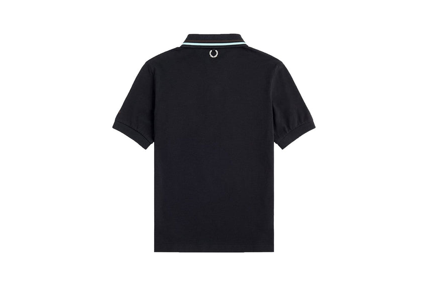 RAF PIN TIPPED POLO SHIRT - SM9034 MENS SOFTGOODS FRED PERRY